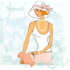 Знак зодиака водолей женщина. Подробная характеристика женщины водолея