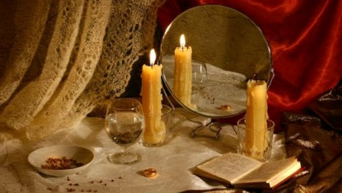 Святки и святочные гадания