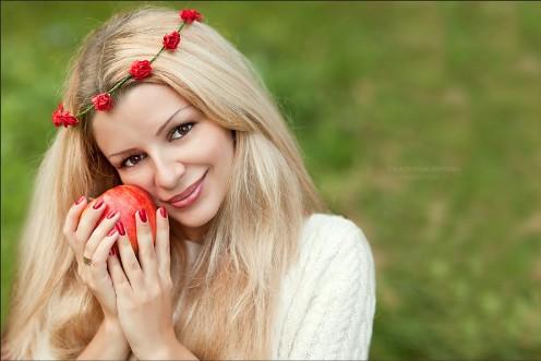 Как гадать на яблоках?
